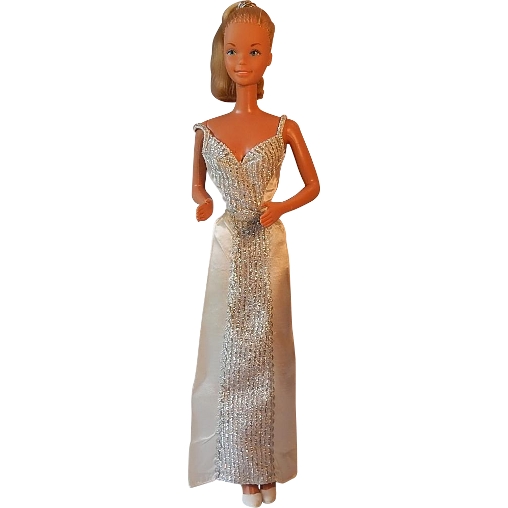 Supersize Mattel Barbie Doll 1976