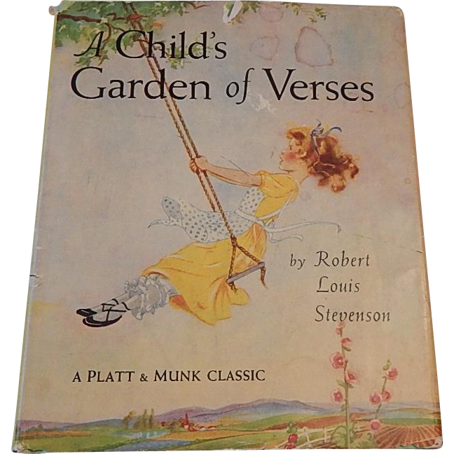 A Child's Garden of Verse by Robert Louis Stevenson