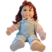 My Buddy Playskool Kid Sister  Doll