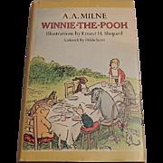 Winnie-The-Pooh by A. A. Miline 1974