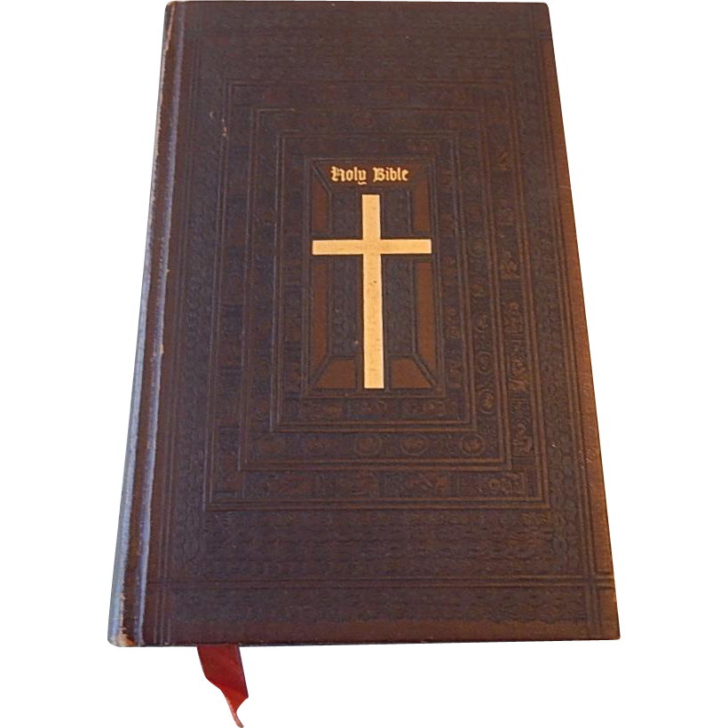 Catholic Family Edition Of The Holy Bible