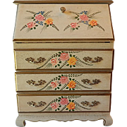 Andrea by Sadek Hand Painted Jewelry Box