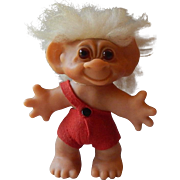 Thomas Dam Demark Troll Doll
