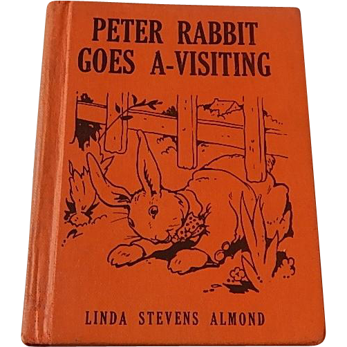 Peter Rabbit Goes A-Visiting