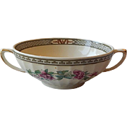 Crown Ducal Indian Tree Cream of Soup Bowl