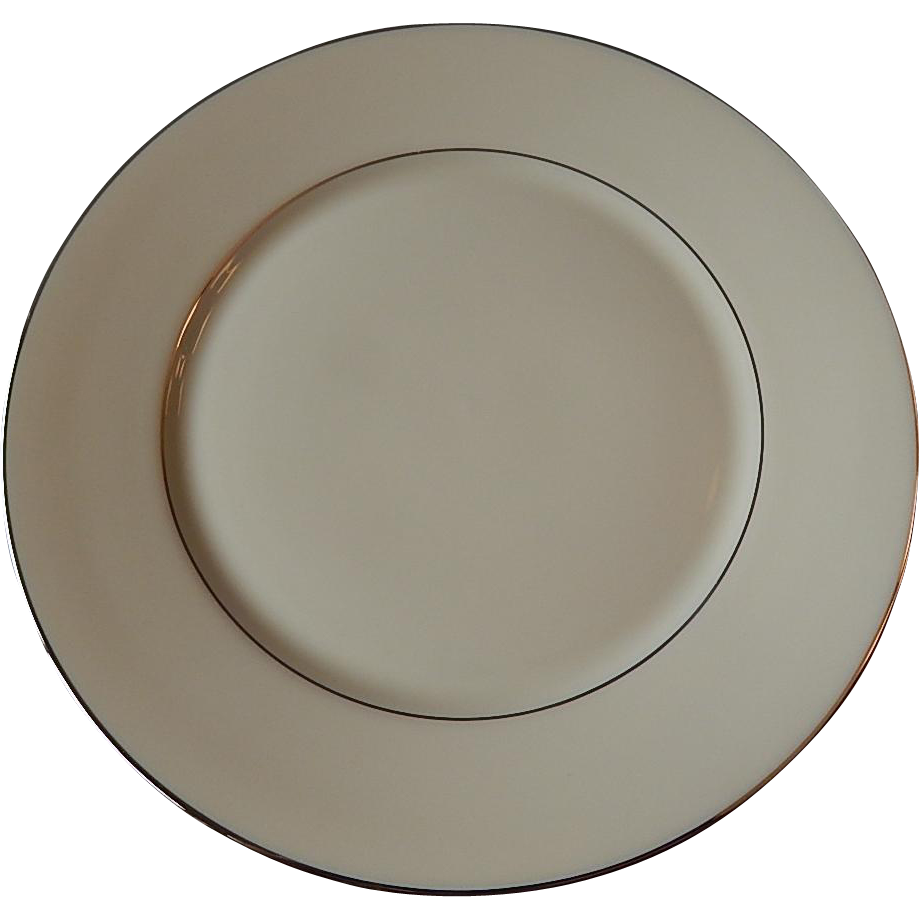 Maywood Dinner Plate by Lenox