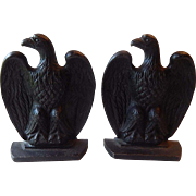 Robert Emig Eagle Bookends