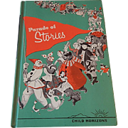 Parade Of Stories 1964 Children Book