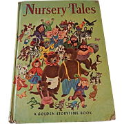 Nursery Tales A Golden Storytime Book 1963