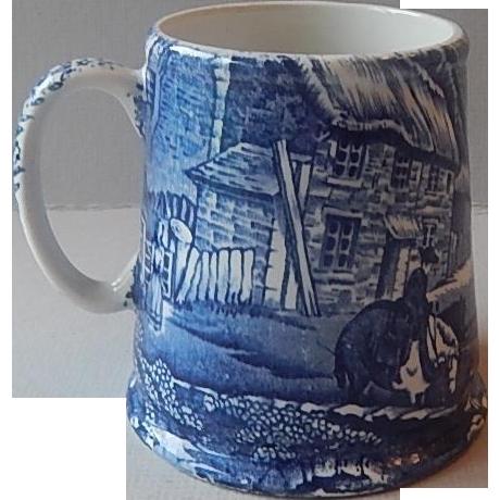 James Kent Old Foley Staffordshire Mug