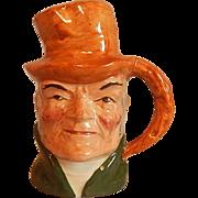 Artone Pottery Character Tody Mug Bill Sikes