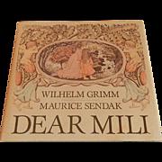 Dear Mili  Wilhelm Grimm Maurice Sendak