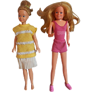 Two Mattel Dolls Skipper Dolls Philippines