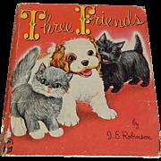 Three Friends by J. E. Robinson
