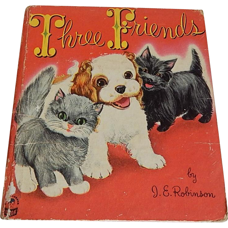 Three Friends by J. E. Robinson