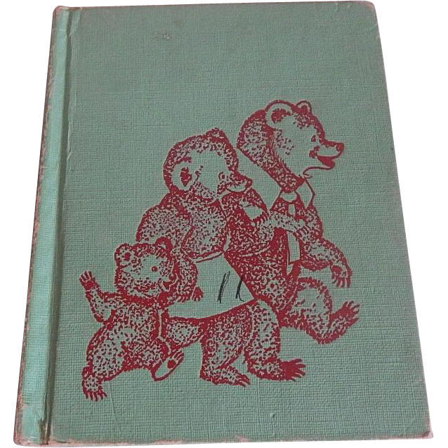 The Three Bears by Margaret Hillert  1963