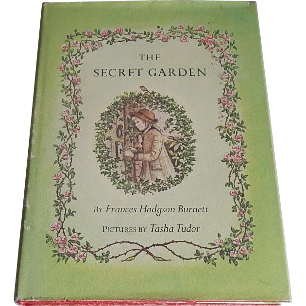 The Secret Garden Pictures by Tasha Tudor