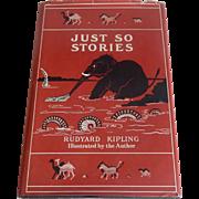 Just So Stories by Rudyard Kipling 1978