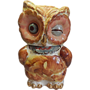 Shawnee Pottery Owl Cookie Jar