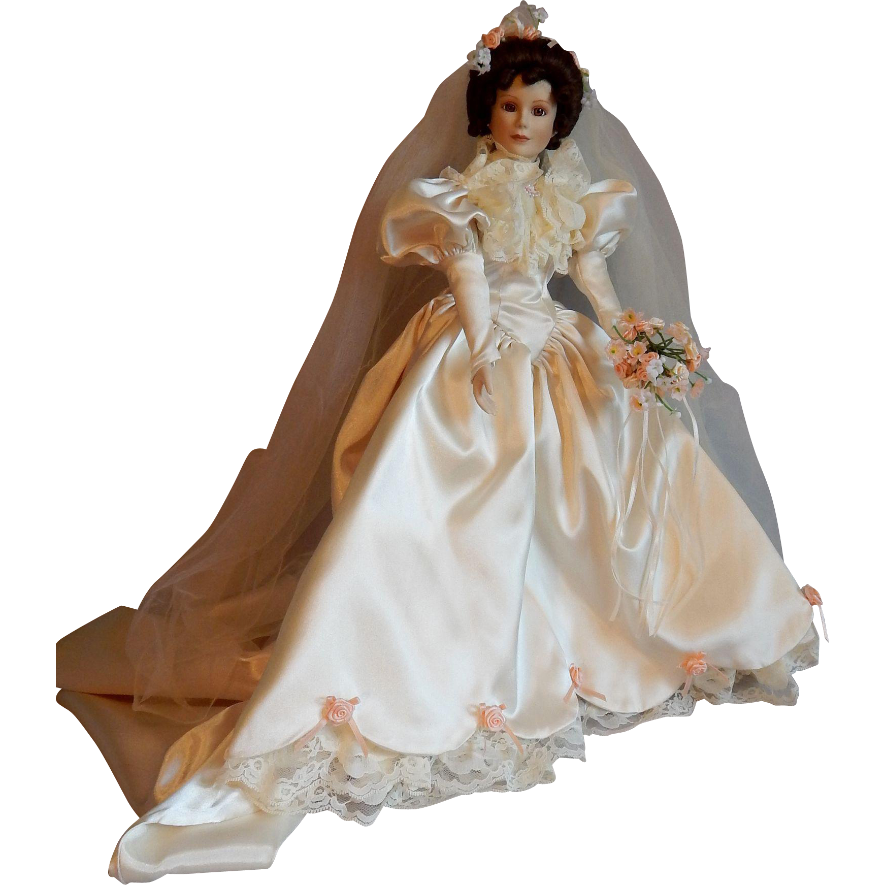 Ashton Drake Elizabeth Bride Doll