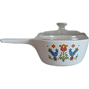 Corning Ware Country Festival Saucepan