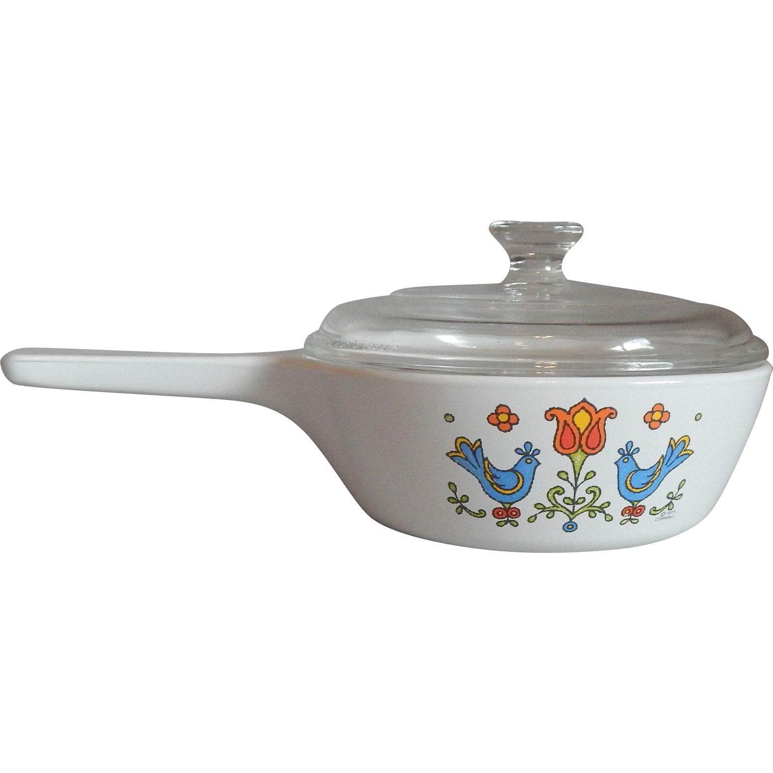 Corning Ware Country Festival Saucepant