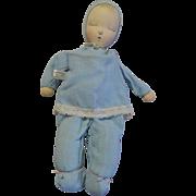 Japan Shackman Sleeping Baby Doll