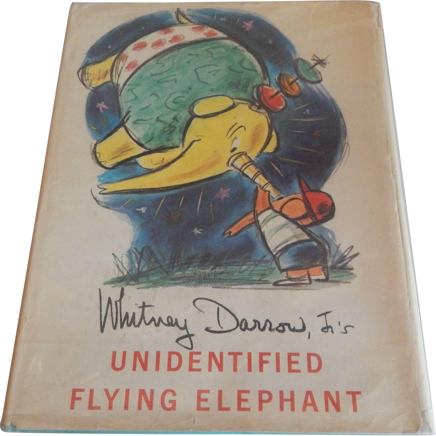 Whitney Darrow, Jr's Unidentified Flying Elephant