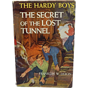 The Hardy Boys The Secret Of The Lost Tunnel #29