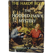The Hardy Boys The Hooded Hawk Mystery #34