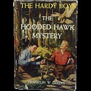 The Hardy Boys The Hooded Hawk Mystery #34