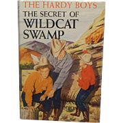The Hardy Boys The Secret Of Wildcat Swamp #31