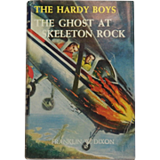 The Hardy Boys The Ghost At skeleton Rock #37