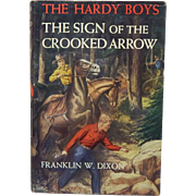The Hardy Boys The Sign Of The Crooked Arrow #28