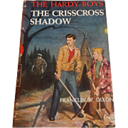 The Hardy Boys The Crisscross Shadow #32