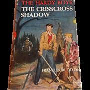 The Hardy Boys The Crisscross Shadow #32