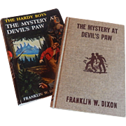 The Hardy Boys The Mystery At Devil's Paw #38