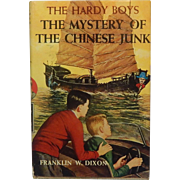 The Hardy Boys The Mystery Of The Chinese Junk #39
