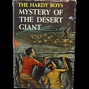 The Hardy Boys Mystery Of The Desert Giant