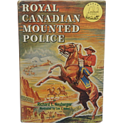 World Landmark Books Royal Canadian Mounted Police