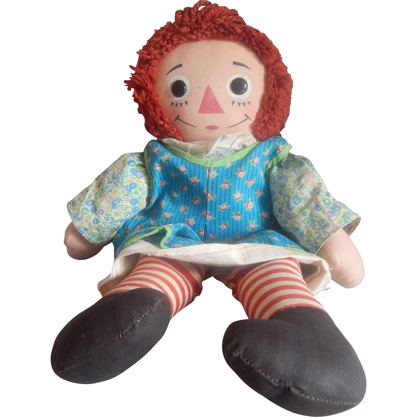 Raggedy Ann Cloth Doll