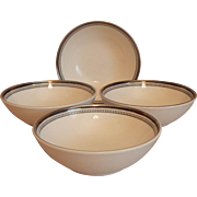 Royal Doulton Porcelain Sarabande  Bowls