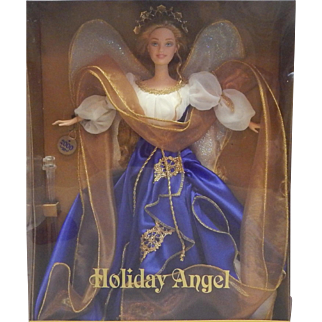 Holiday Angel Barbie by Mattel
