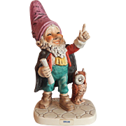 Goebel Co-Boy Brum The Lawyer Gnome Figurine