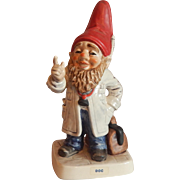 Goebel Co-Boy Doc The Doctor Gnome Figurine