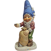 Goebel Co-Boy Utz The Banker Gnome Figurine
