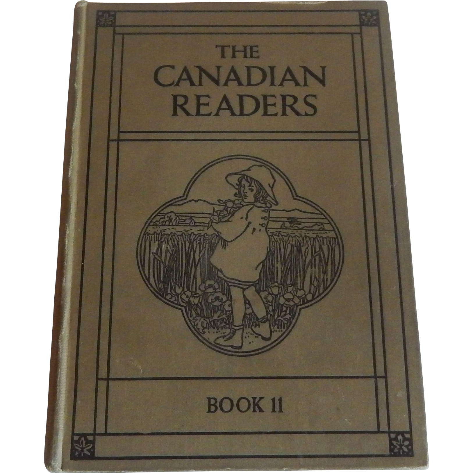 The Canadian Readers Book II 1931