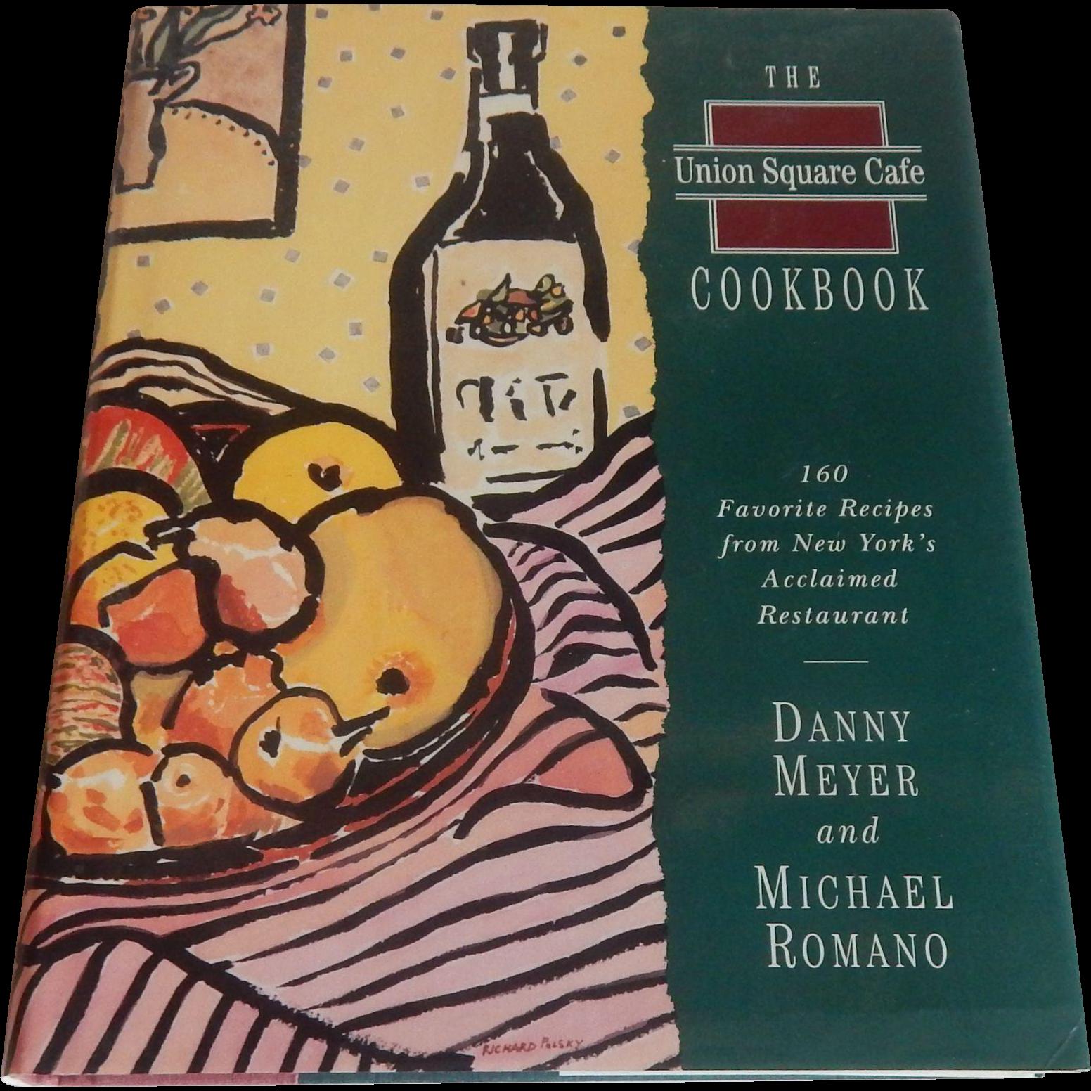 The Union Square Cake Cookbook