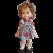 Horsman Ventriloquist Tessie Talk Doll