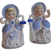 Relco Little Bo Peep Salt and Pepper Shakers